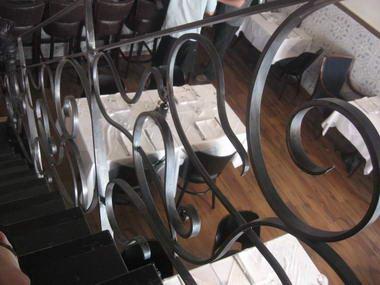 גיורא ליפשיץ- עיצוב בברזל 6