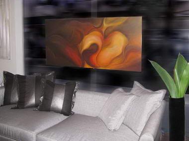 ציורי אווירה - דורית פריצקי 10