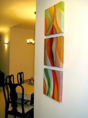 ציורי אווירה - דורית פריצקי 15