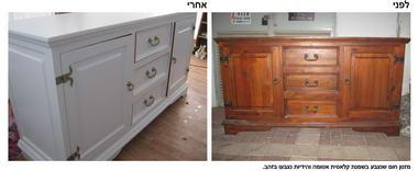 סופי אדמוני - שיפוץ וחידוש רהיטים 13