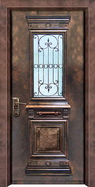 דור דיזיין - דלתות כניסה 9