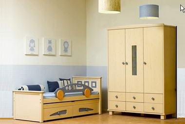 סוכריה - עיצוב חדרי ילדים ונוער 12