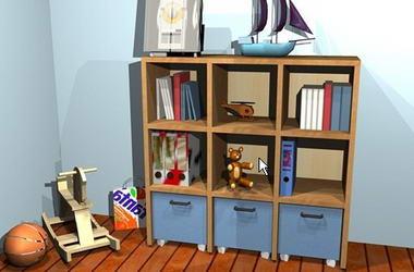 סוכריה - עיצוב חדרי ילדים ונוער 13