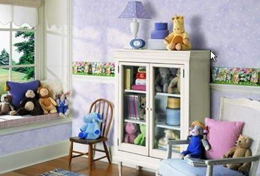 סוכריה - עיצוב חדרי ילדים ונוער 15