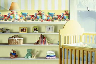 סוכריה - עיצוב חדרי ילדים ונוער 16