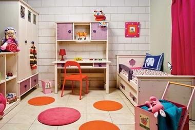 סוכריה - עיצוב חדרי ילדים ונוער 17