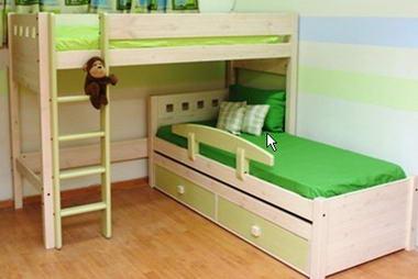 סוכריה - עיצוב חדרי ילדים ונוער 4