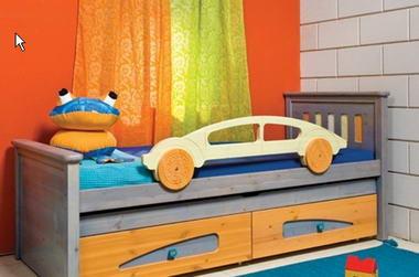 סוכריה - עיצוב חדרי ילדים ונוער 7