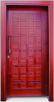 פלג דלתות עץ  1
