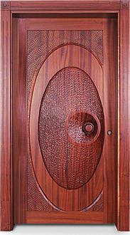 פלג דלתות עץ  11