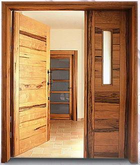 פלג דלתות עץ  2