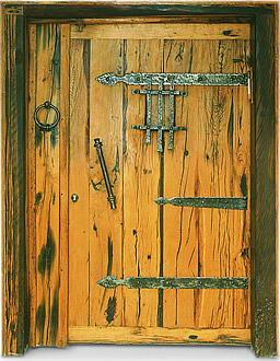 פלג דלתות עץ  3