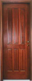 פלג דלתות עץ  6