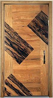 פלג דלתות עץ  8