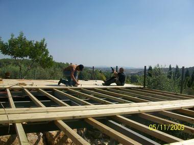 אופיר אג'י – בנייה ותכנון בעץ 2