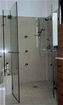 צימבליסט - מקלחונים, מראות 16
