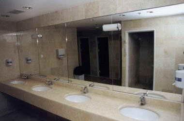 צימבליסט - מקלחונים, מראות 8
