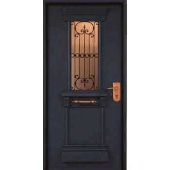 דלתות פלדה – דלתות קלאסיק 12