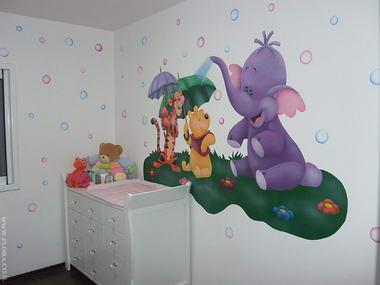 פלורה - ציורי קיר 20